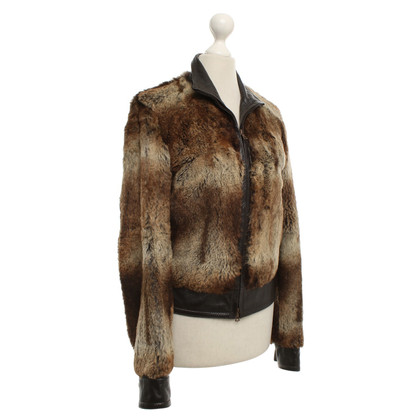 Hugo Boss Jacket with rabbit fur