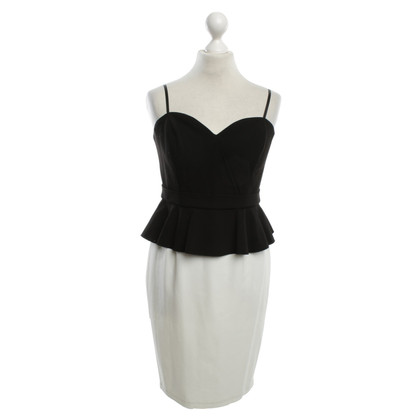 Jill Stuart Dress in black / white