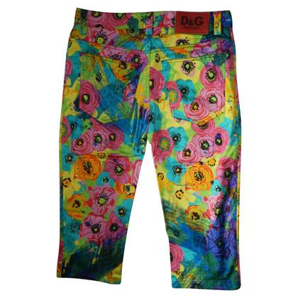 Dolce & Gabbana pants with high waist