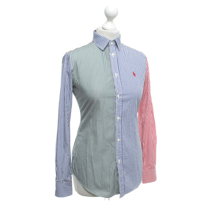 Polo Ralph Lauren Blouse with striped pattern