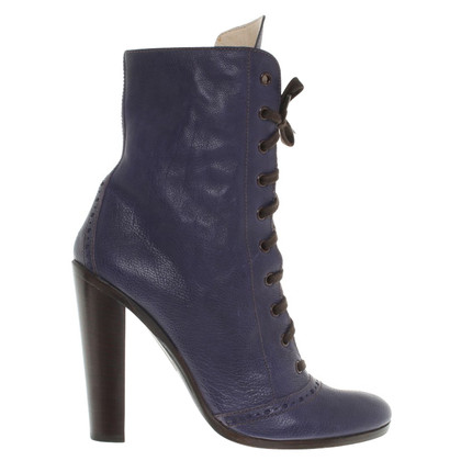 Miu Miu Boots in blue