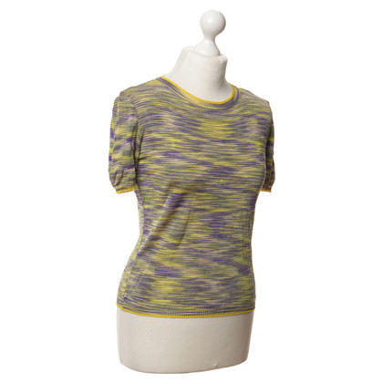 Missoni Knitted shirt with patterns