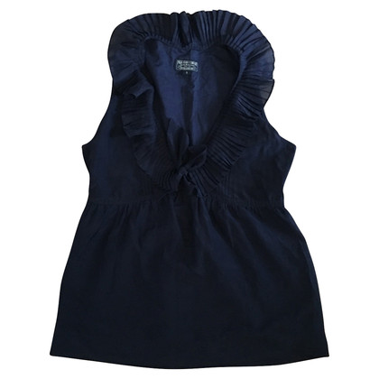 polo ralph lauren bluse in blau second hand polo ralph lauren bluse in blau gebraucht kaufen. Black Bedroom Furniture Sets. Home Design Ideas
