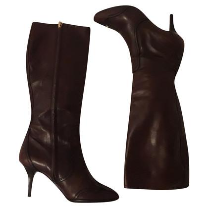 Louis Vuitton bruine laarzen