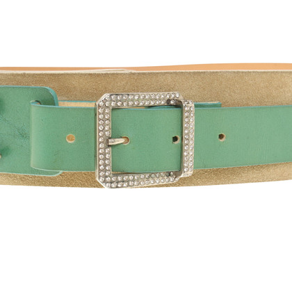 Just Cavalli Suede belt