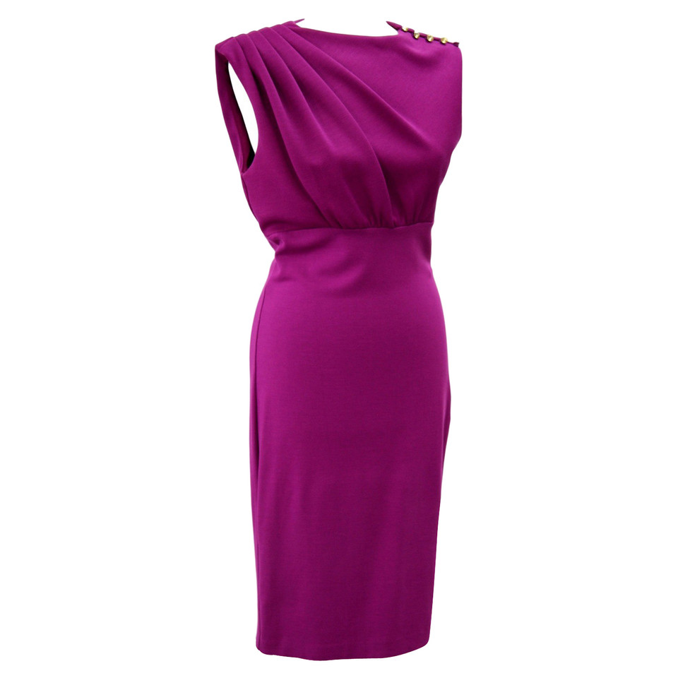 ted baker kleid in fuchsia second hand ted baker kleid in fuchsia gebraucht kaufen f r 129 00. Black Bedroom Furniture Sets. Home Design Ideas