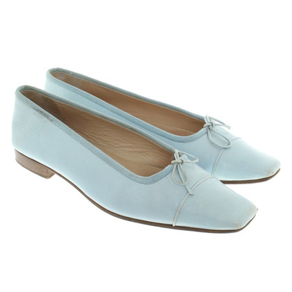 Unützer Ballerinas in light blue