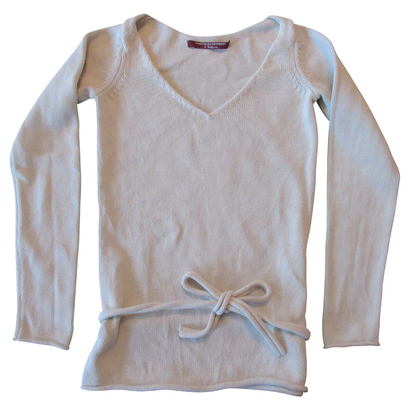 Comptoir des Cotonniers Sweater in cream