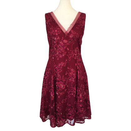 Badgley Mischka Cocktail dress with sequins