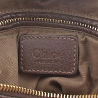 """Chloé Handtasche """"Marcie"""" in Braun"""
