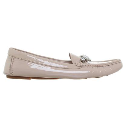 Miu Miu Slippers made of patent leather