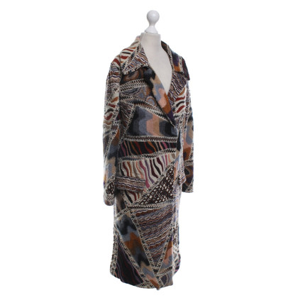 Missoni Coat met patronen