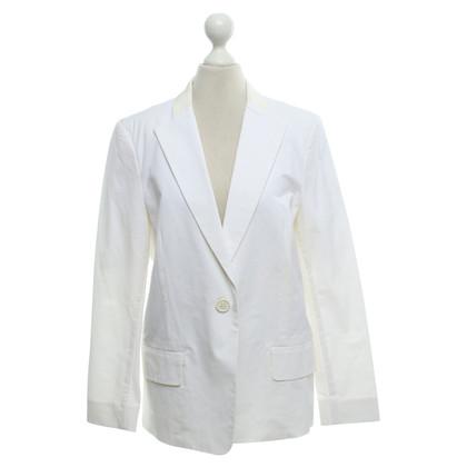 Schumacher Klassieke blazer in wit