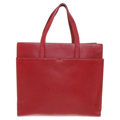 Saint Laurent Handtasche in Rot
