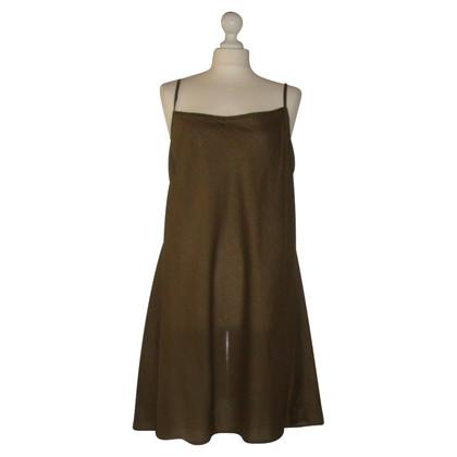 Ralph Lauren Cotton dress in khaki