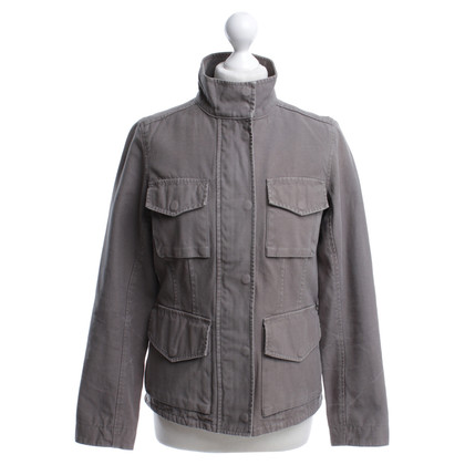Closed Jacket in khaki