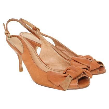 Miu Miu Sandals with bows