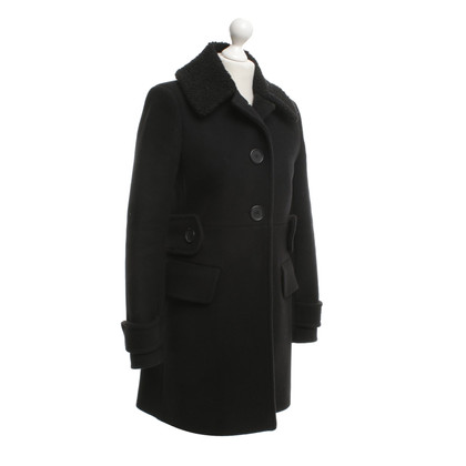 Maje Coat in zwart