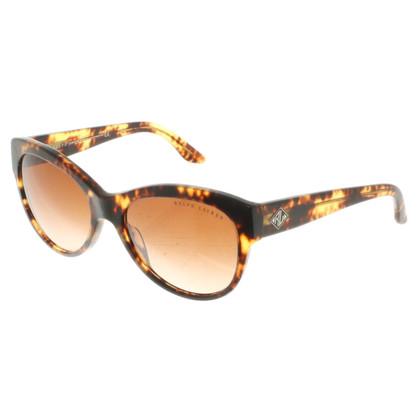 Ralph Lauren schildpad zonnebril