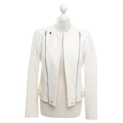 Hugo Boss Short blazer in cream
