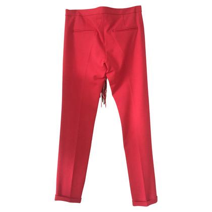 MSGM Broek in rood