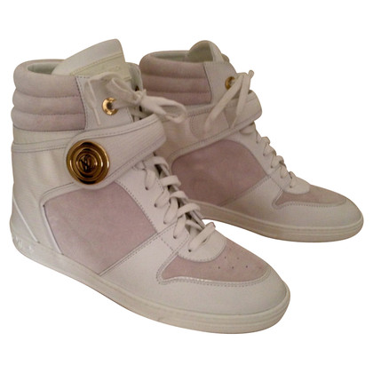 Louis Vuitton Sneaker wedges