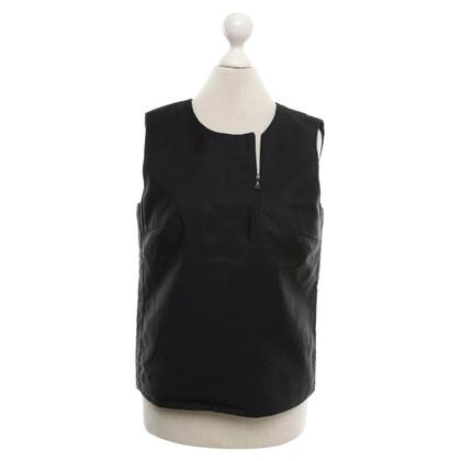 Prada Silk top in black
