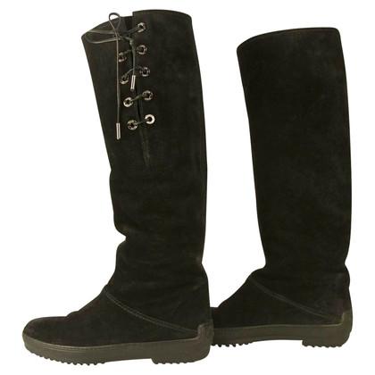 Tod's Zwarte laarzen