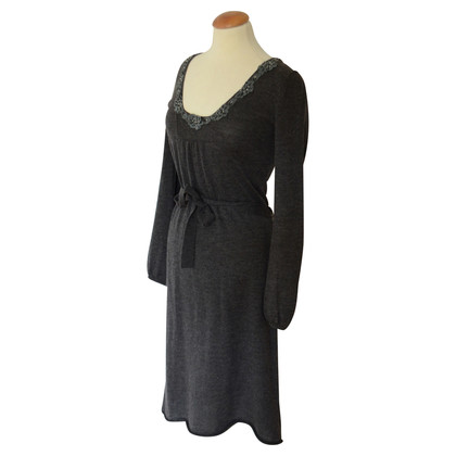 Other Designer Gerard Darel - knit dress with belt
