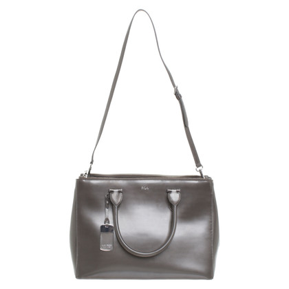 Ralph Lauren Silver colored handbag