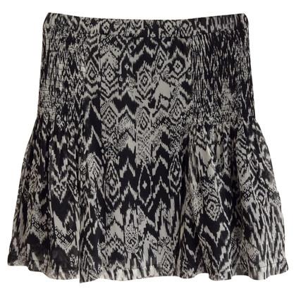 Iro skirt with Print