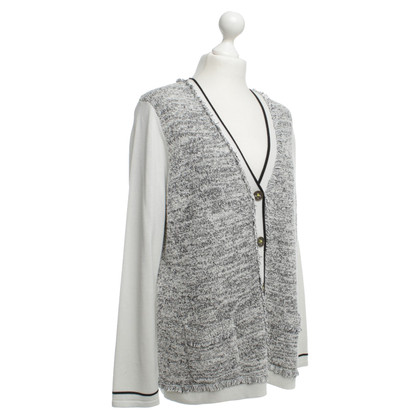 Basler Cardigan with various yarns