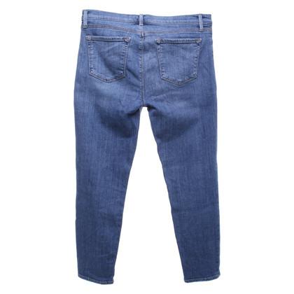 J Brand Jeans nel look usato