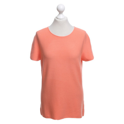 Armani Strickshirt in Apricot