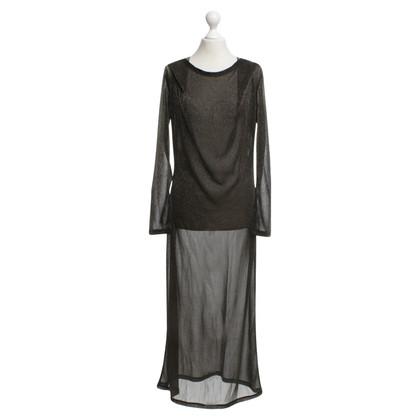 Jean Paul Gaultier robe brillante