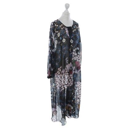 Dorothee Schumacher Silk dress with floral pattern
