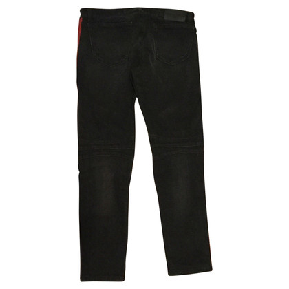 Pierre Balmain Militaire Skinny Pants
