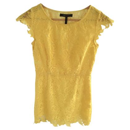 BCBG Max Azria vestito giallo da estate