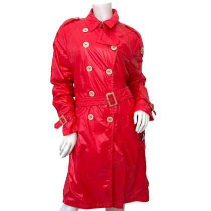 Moncler Red raincoat