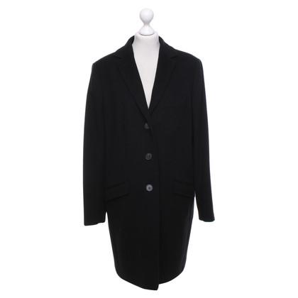 Windsor Coat in zwart