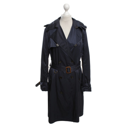 Ralph Lauren Trench in blu scuro