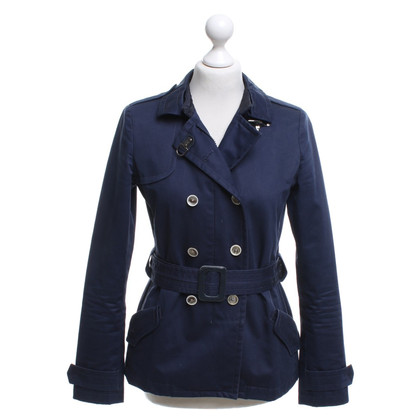 Fay Trench in blu