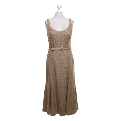 Ralph Lauren Strap dress in light brown