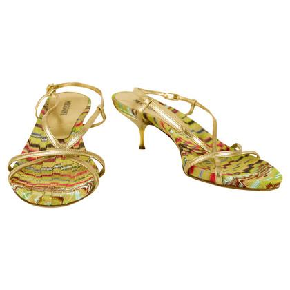 Missoni Slingback sandals