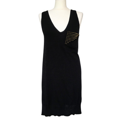 Zadig & Voltaire Knitted dress with rivets