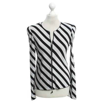 Armani Blazer in black and white