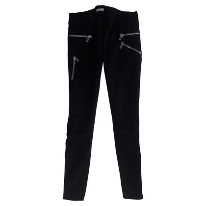 John Galliano Schwarze Jeans