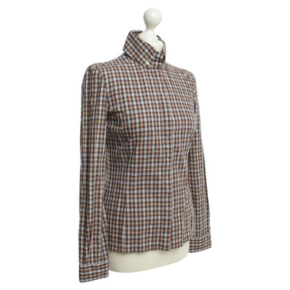 Givenchy Checkered blouse