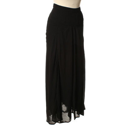 Isabel Marant Long skirt in black