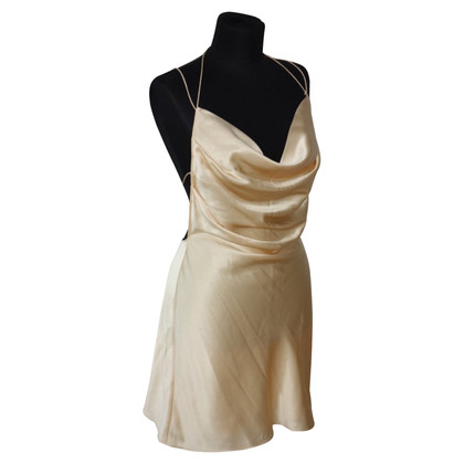Saint Laurent silk dress